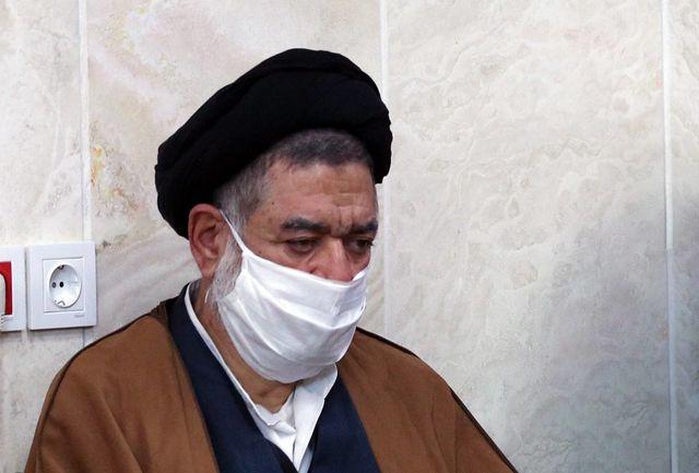 تکذیب خبر فوت حجت الاسلام محتشمی پور