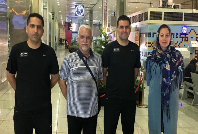تیم داوران و ناظران ایران به بازیهای آسیایی جاکارتا اعزام شد
