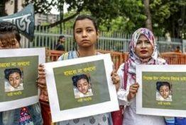 دختر بنگلادشی به دستور مدیر مدرسه اش سوزانده شد