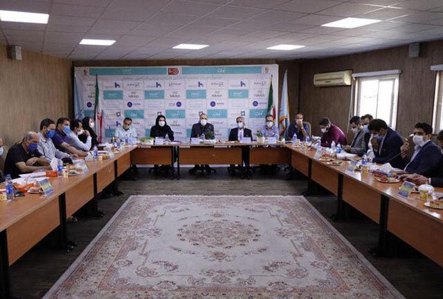 حضور نمایندگان 16 تیم در جلسه هماهنگی لیگ برتر بسکتبال