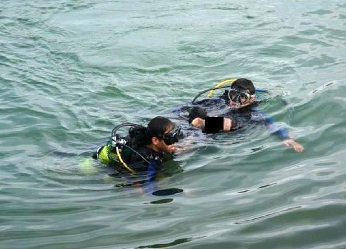 غرق شدن مرد 37 حین شنا در ساحل بوجاق کیاشهر