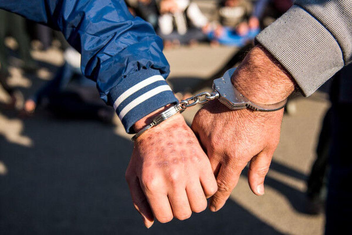 رئیس جمهوری که بازداشت شد