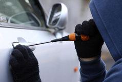 دستگیری دو نفر سارق حرفه ای خودرو به همراه اموال گران قیمت