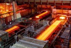 تولید کارخانه فولاد 90 درصد افزایش یافت