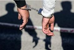 دستگیری سارقان کابل برق در قزوین