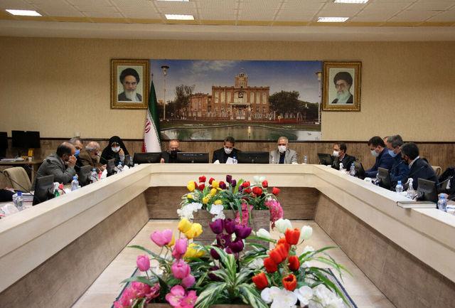 آخرین وضعیت پروژههای پارک بزرگ، مهرانه رود و کنارگذر شمالی  تبریز