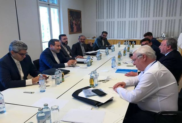 دیدار هیاتهای مذاکره کننده ایران و روسیه در وین