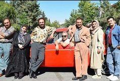 اکران «هزارپا» در آلمان با حضور مهران احمدی