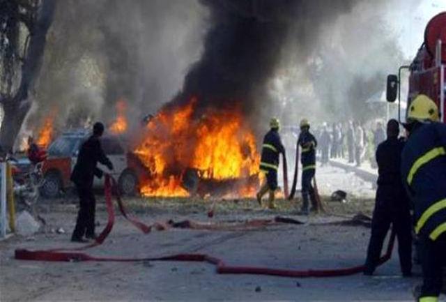 انفجار در شهرستان چابهار