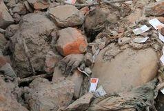 حادثه آوار در میدان هفتم تیر/ 2 کارگر زیر آوار محبوس شدند