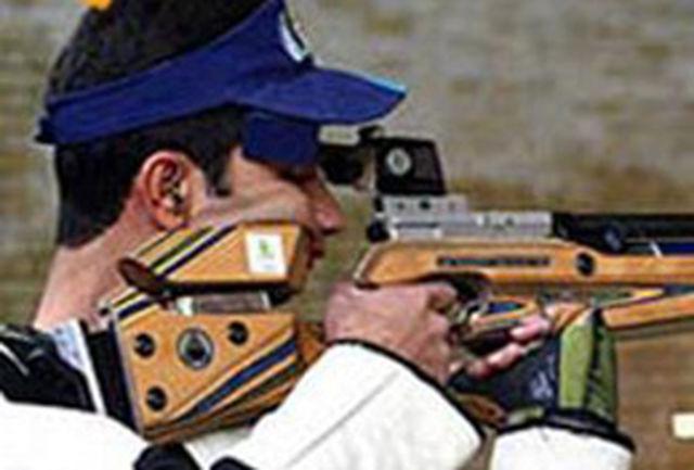 تیراندازان زنجانی در رتبههای اول تا سوم ایستادند