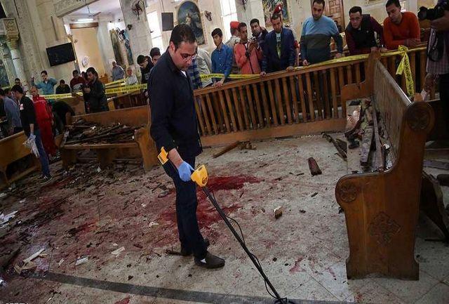 6 بمب در قاهره کشف شد