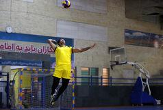 جدال والیبالیست های شهرداری مقابل پیکان در لیگ برتر