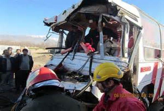 10 کشته و 47 زخمی در نتیجه 3 تصادف خونین امروز خراسان شمالی