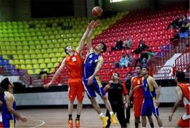 صعود تیم بسکتبال شهرداری اراک به لیگ برتر