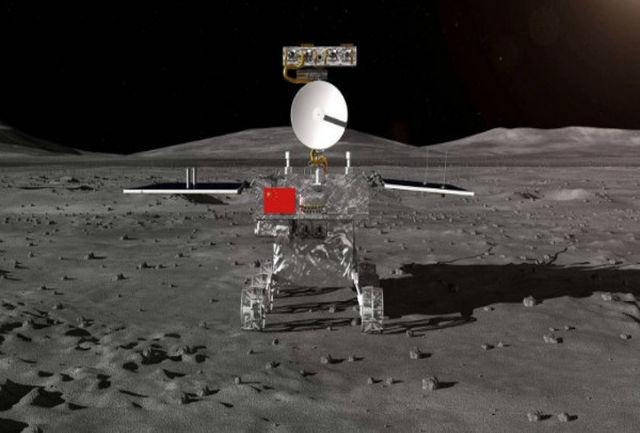 کشف مواد معدنی مشکوک در نیمه پنهان ماه