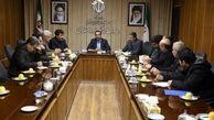 برگزاری سومین جلسه کمیته پشتیبانی ستاد انتخابات آذربایجان غربی