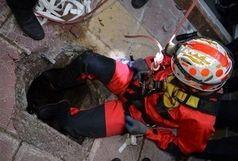 سقوط مرگبار ۴ کارگر در چاهی در زاهدان