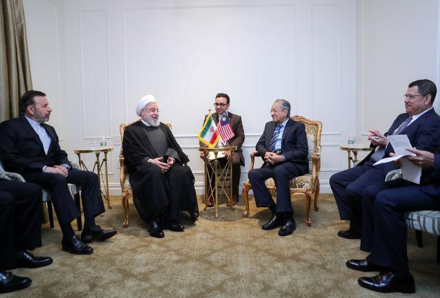 کشورها باید اقدامات آمریکا را بیاثر کنند/ نخست وزیر مالزی: تحریمهای آمریکا علیه ملت ایران غیرقانونی است