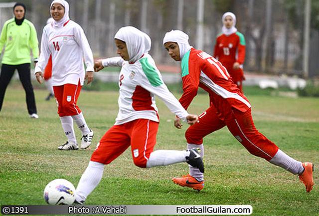 بانوی دره شهری به تیم ملی فوتبال دعوت شد