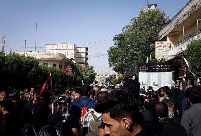 هلاکت تروریست انتحاری پیش از حمله به زائران اربعین
