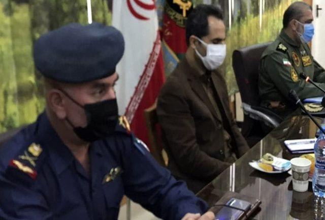 شگفتگی فرمانده هوانیروز عراق از قدرت تسلیحاتی ایران