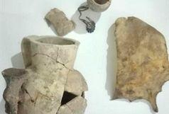 دستگیری سوداگران اموال تاریخی و کشف فلزیاب در املش