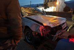 بی توجهی راننده مرگ عابرپیاده را رقم زد