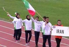 درخشش دانش آموزان دو و میدانی کار در مسابقات جهانی کرواسی