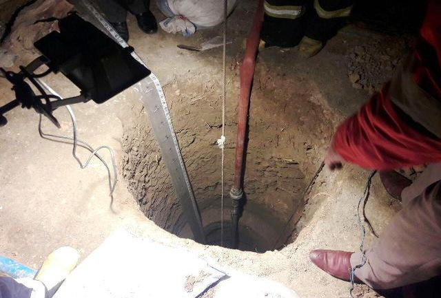 چاه کن همیشه تمام چاه