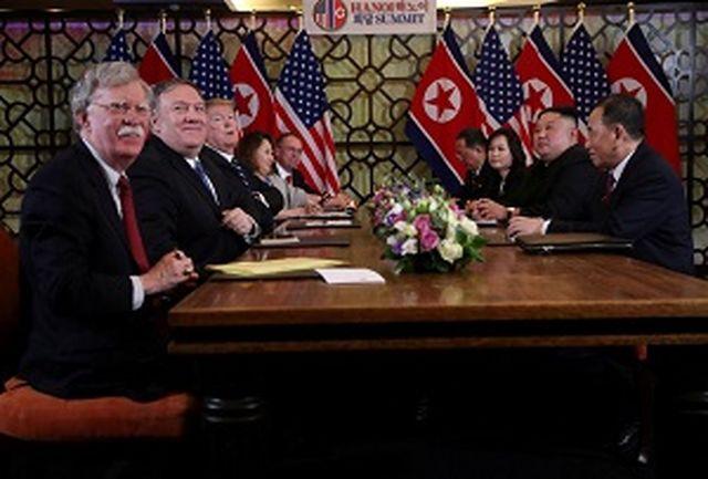 کره شمالی اظهارات جان بولتون را «مزخرف» خواند