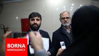 حسین اللهکرم برادر شهید فهمیده را معرفی کرد