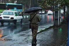 باران و برف در راه کردستان