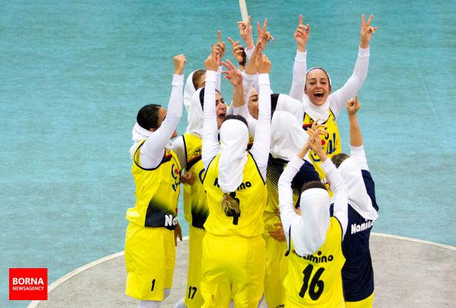 حضور دو بسکتبالیست تیم نامینوی اصفهان در اردوی آمادگی تیم ملی