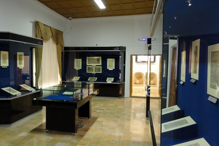 تهیه طرح معماری داخلی و موزهآرایی مجموعه فرهنگیتاریخی مفخم بجنورد