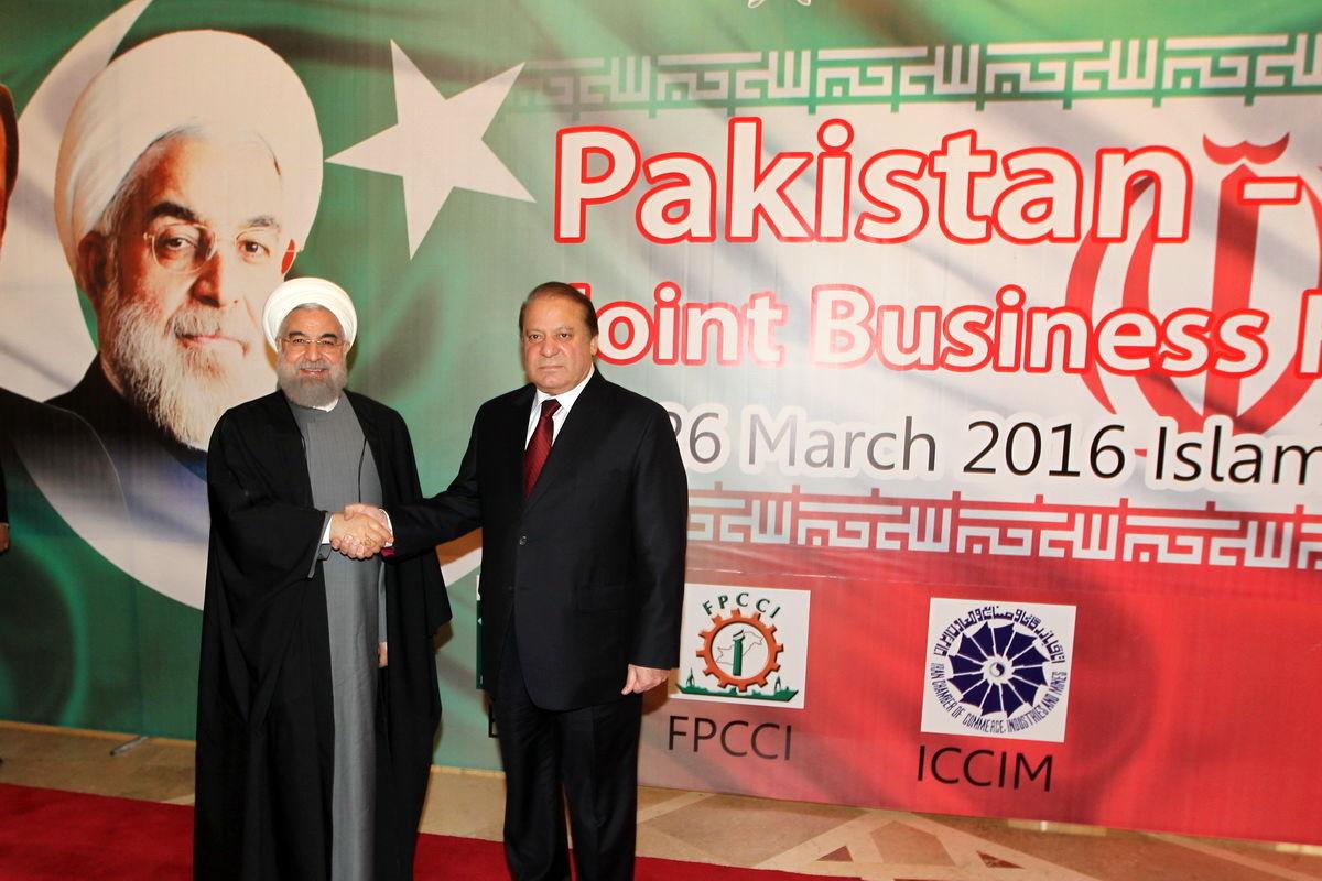 گزارش سفر روحانی به پاکستان