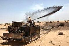مالچ پاشی بیش از ۸۰۰هکتار از دشت های ابوغریب