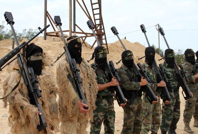 هیات نظامی حماس برای مذاکرات تبادل زندانیان وارد قاهره شد