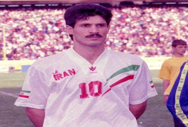 نگاهی به آمار خیره کننده برترین گلزن فوتبال ایران