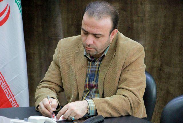 پیام مدیر کل ورزش و جوانان خراسان رضوی به مناسبت گرامیداشت هفته بسیج