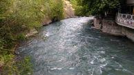 توضیحات شرکت مدیریت منابع آب ایران در خصوص حقابه رودخانه کرج/ رودخانه زیبای کرج خروشان باقی میماند