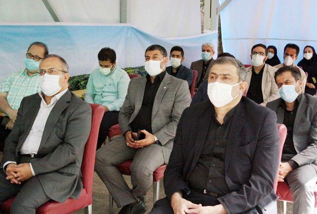 مدافعان سلامت شعر ایثار را سرودند