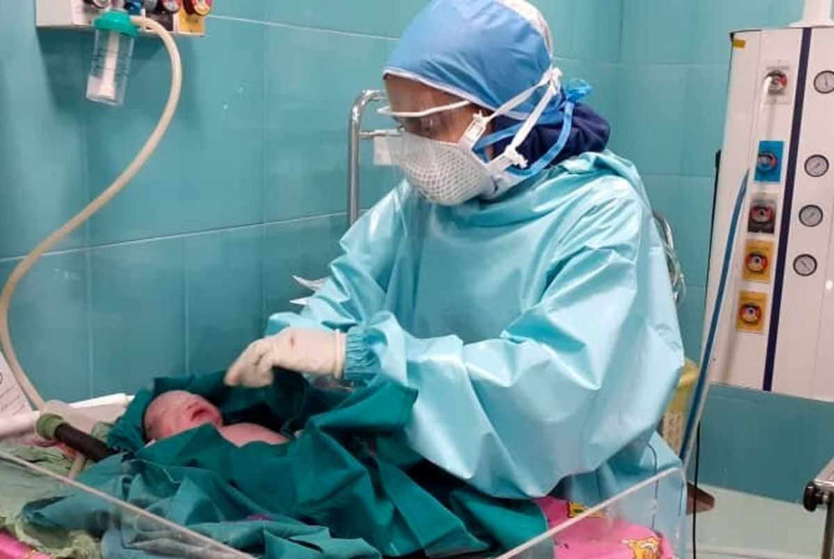 سزارین اشتباهی یک زن در بیمارستان! + عکس
