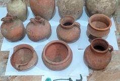 کشف عتیقههای هزاره اول قبل از میلاد در رودبار