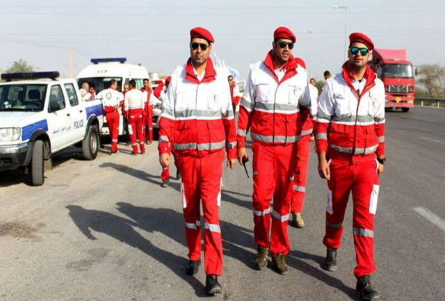 اعزام ۲ گروه ارزیاب هلالاحمر به منطقه زلزله زده راور