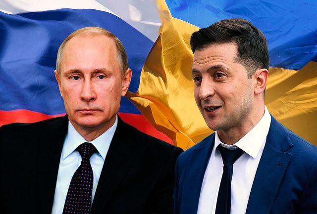 اعلام آمادگی پوتین برای گفت و گوهای مستقیم با رییس جمهوری اوکراین