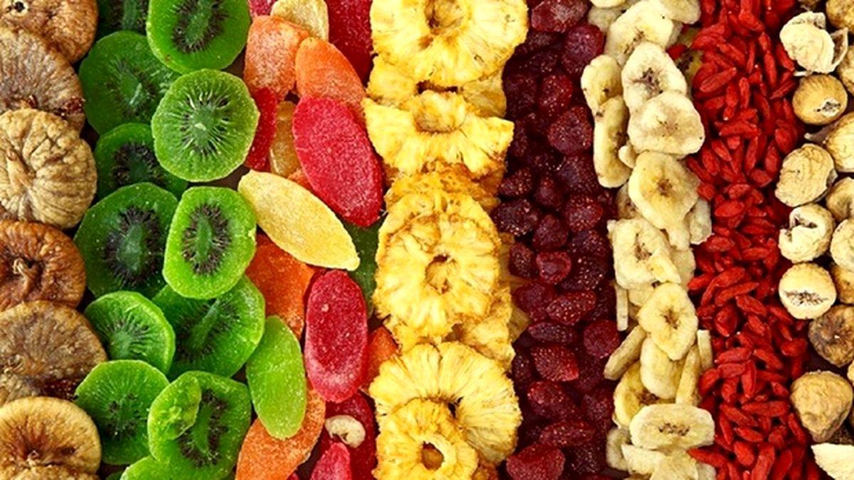 روزانه چقدر میوه و سبزی بخوریم؟