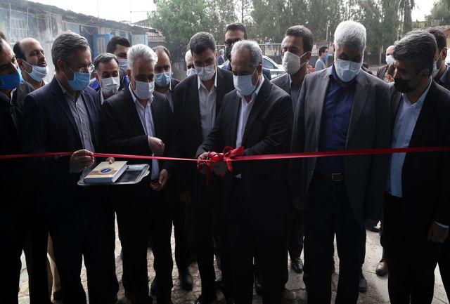 افتتاح واحد یونیورسال شرکت فریدولین با اعتباری بالغ بر 380 میلیارد ریال