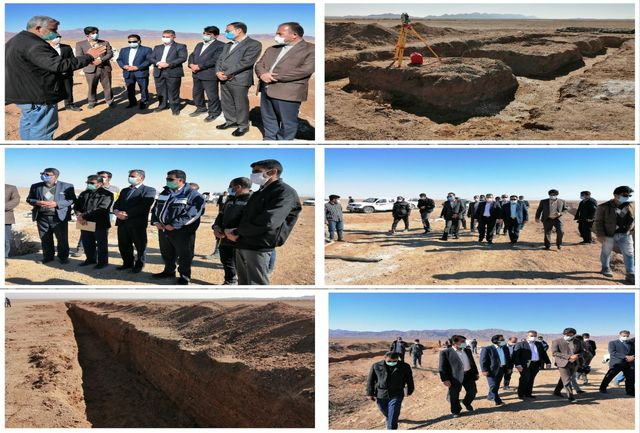 اجرای پروژه بزرگ مجتمع آبرسانی محلات عشایر چاه مسافر