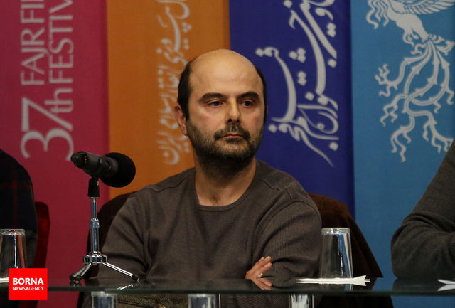 اولین تصویر از گریم جالب علی مصفا در «میدان سرخ» / ببینید